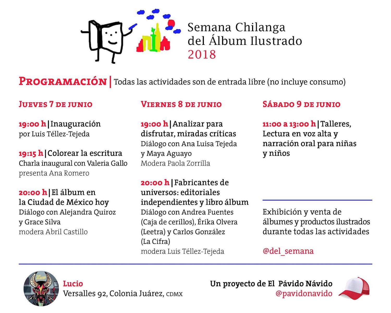 Semana Chilanga del Álbum Ilustrado