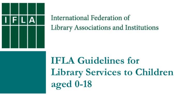 servicios bibliotecarios para niños