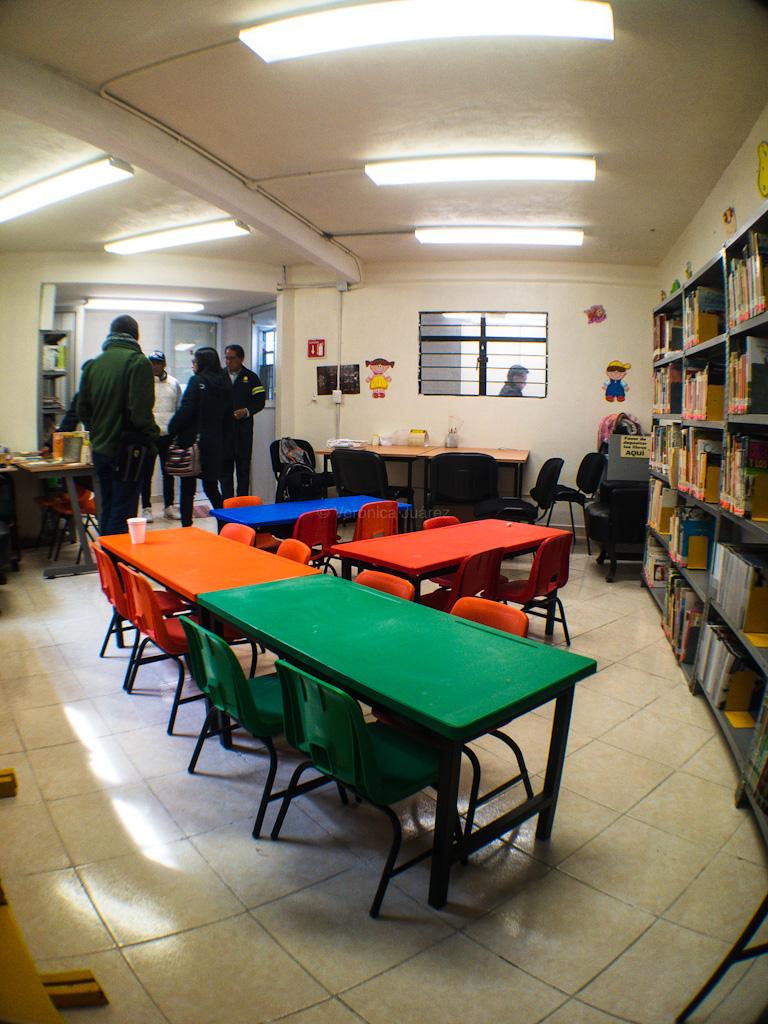 Bibliotecas Públicas Alcaldía Magdalena Contreras