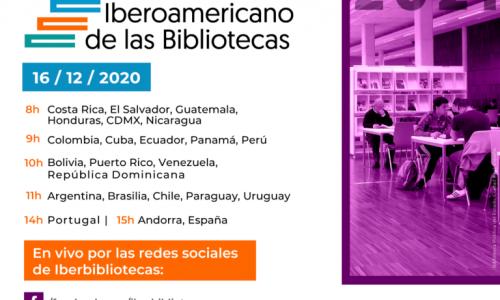 Año Iberoamericano de las Bibliotecas